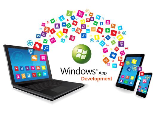 Window app development