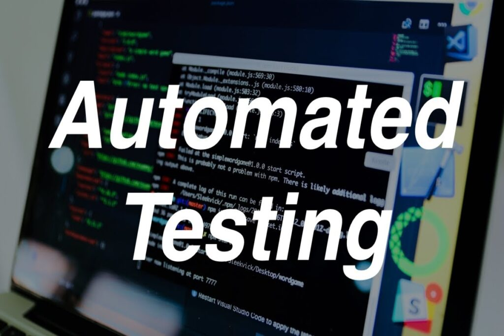 Automated testing on Projects